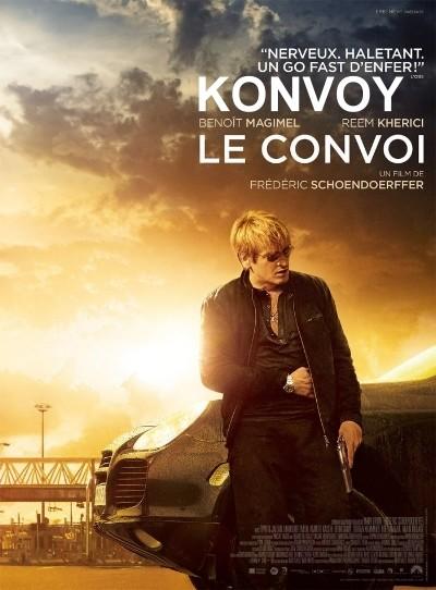 Konvoy - Le convoi (2016) türkçe dublaj hd film indir