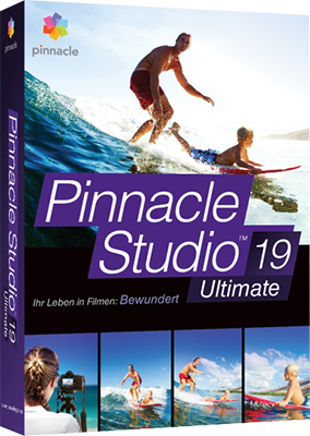 Pinnacle Studio 19 Ultimate 32/64 Bit Full indir!