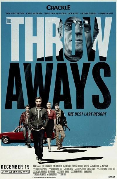 İşe Yaramazlar - The Throwaways 2015 Türkçe Dublaj BRRip 720p 1080p Download Yükle İndir