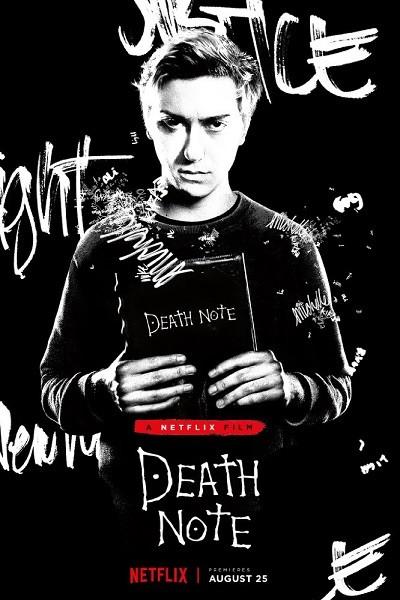 Ölüm Defteri - Death Note 2017 HDRip Türkçe Dublaj