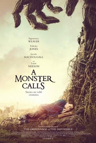 A Monster Calls | Canavarın Çağrısı | 2016 | Türkçe Altyazı