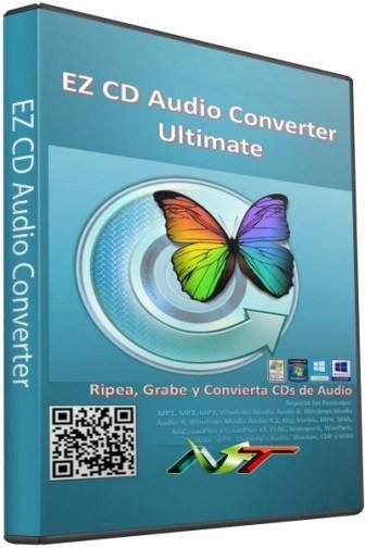EZ CD Audio Converter Ultimate 6.2.3.1 Full İndir