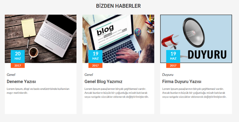php blog scripti