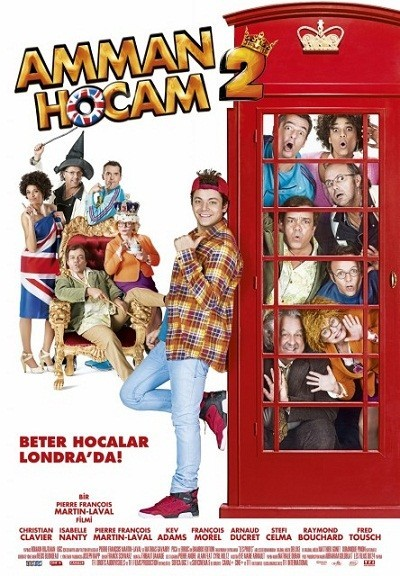 Amman Hocam 2 | Les profs 2 | 2015 | BRRip | XviD | Türkçe Dublaj