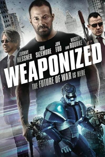 Takas | Weaponized | 2016 | BRRip XviD | Türkçe Dublaj
