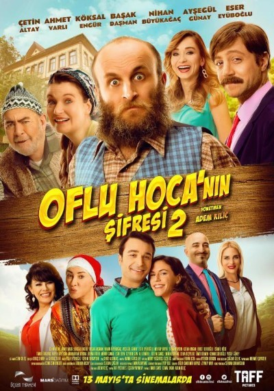 Oflu Hoca'nin Şifresi 2 2016 hd yerli film indir
