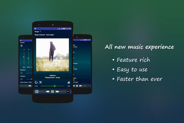 PowerAudio Pro Music Player v1.1.0