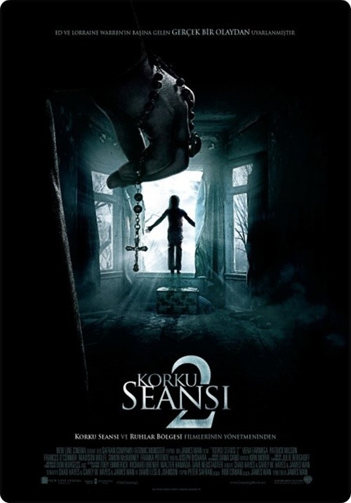 Korku Seansı 2 - The Conjuring 2 2016 (Türkçe Dublaj) BRRip XviD