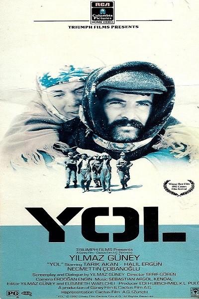 Yol 1982 720P DVDRip Upscale ( Tracker )  Yerli Film - Tek Link