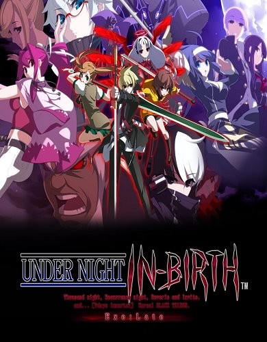 UNDER NIGHT IN-BIRTH Exe Late – SKIDROW Full Game – Tek Link