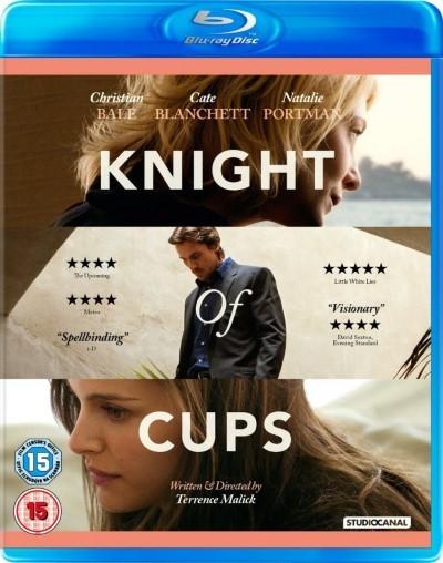 Kupa Şovalyesi - Knight of Cups (2015) türkçe dublaj film indir
