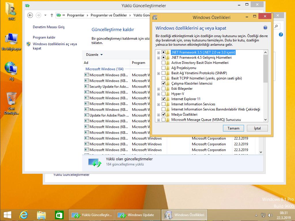 windows 8.1 pro vl update 3 x64