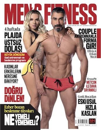 Men's Fitness Mayıs 2019