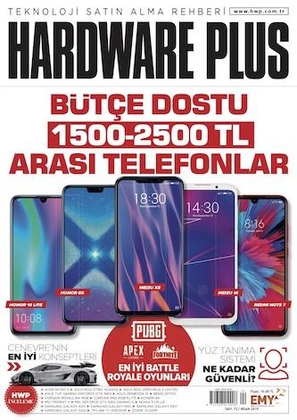 Hardware Plus Nisan 2019
