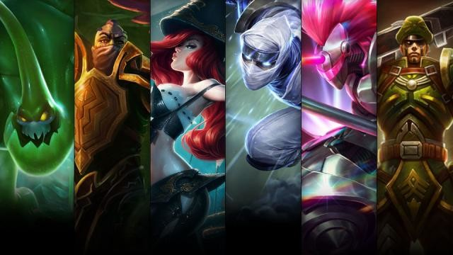 League of Legends: Şampiyon İndirimleri