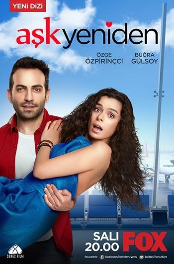 Aşk Yeniden 1.Sezon Tüm Bölümler (HDTVRip XviD) – Full İndir