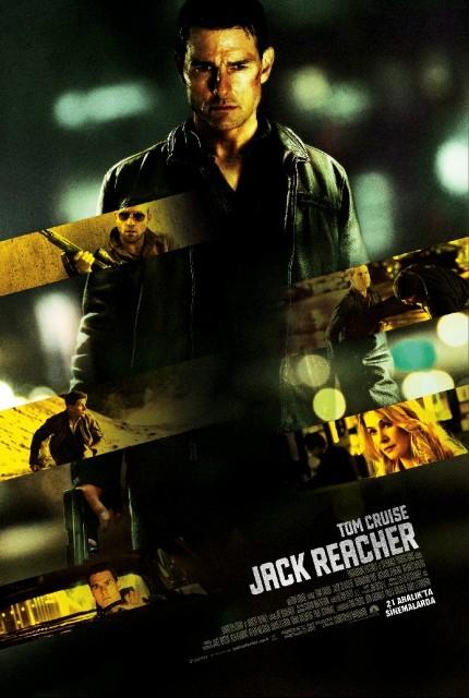 Jack Reacher Türkçe Dublaj izle – Tek Parça