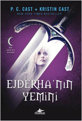 P.C. Cast Kristin Cast Ejderha'nın Yemini Pdf
