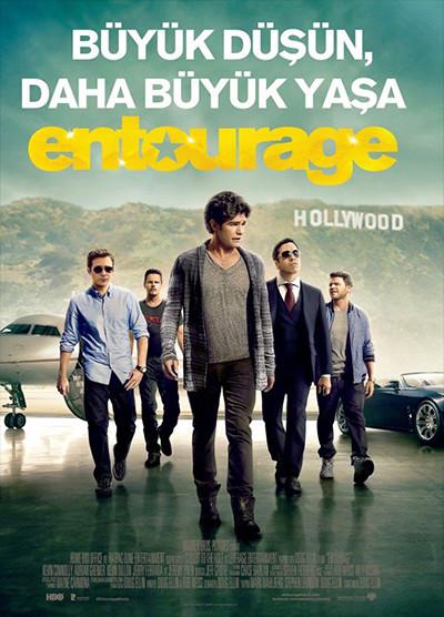 Entourage 2015 ( BRRip XViD ) Türkçe Dublaj - Film indir
