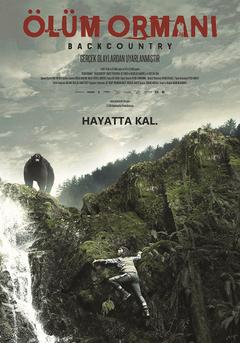 Ölüm Ormanı - Backcountry 2014 Türkçe Dublaj MP4