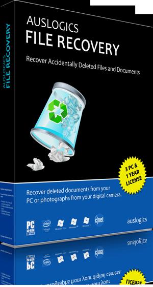 Auslogics File Recovery 6.1.1.0 | Katılımsız