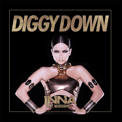 INNA feat. Marian Hill - Diggy Down (2014) HD 1080p video klip indir