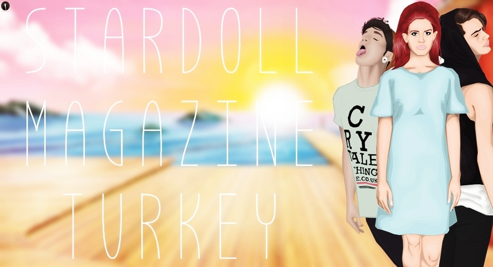 Stardoll Magazine Turkey