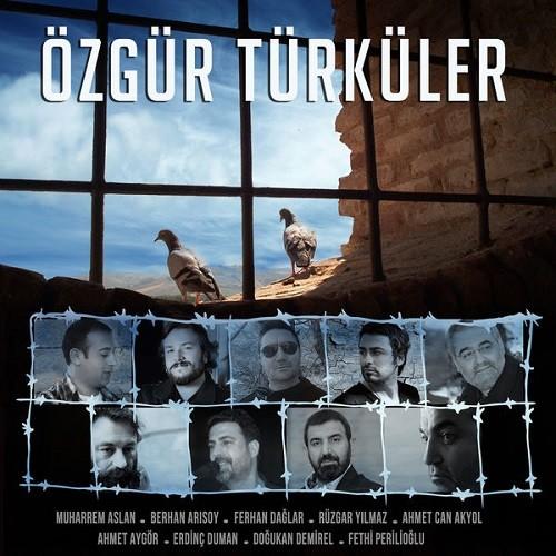 Özgür Türküler (2018) - Güncel Türkü Albüm İndir