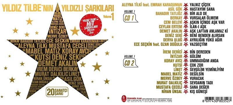 Yıldız Tilbe'nin Yıldızlı Şarkıları 4CD (2018) Full Albüm İndir