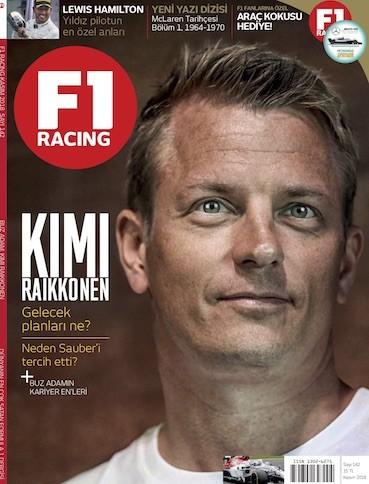 F1 Racing Kasım 2018