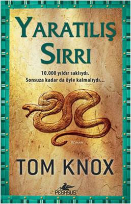 Tom Knox Yaratılış Sırrı Pdf E-kitap indir