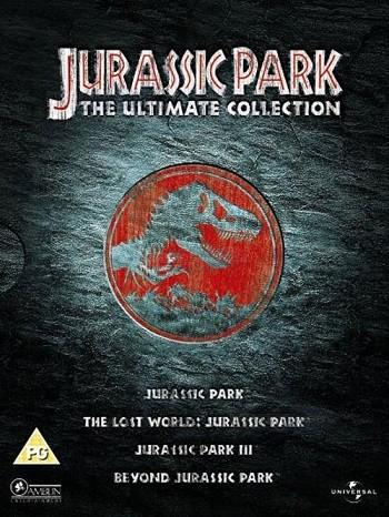Jurassic Park ( BoxSet 1-2-3 ) Türkçe Dublaj – Full İndir