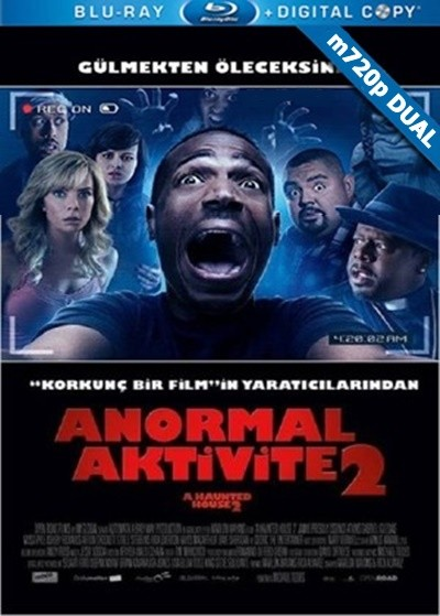 Anormal Aktivite 2 - A Haunted House 2 2014 m720p Mkv DUAL TR-EN - Tek Link