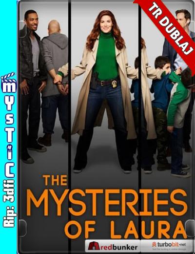 The Mysteries of Laura (2014–) 1. Sezon İlk 16 Bölüm 720p WEBDL x264 Türkçe Dublaj indir