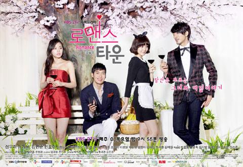 Romance Town / Aşk Kasabası / 2011 / Güney Kore / Online Dizi İzle