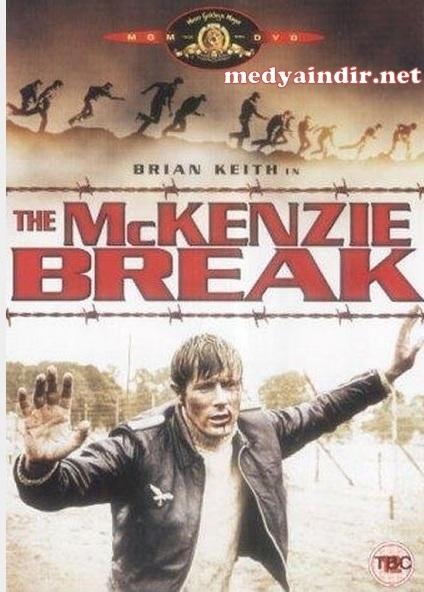 Zorlu Firar - The Mckenzıe Break (1970) DVDRIP.XVID Türkçe Dublaj