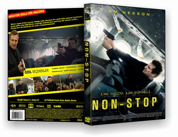 Non-Stop 2014 ( DVD-5 ) Dual TR-ENG Tek Link İndir