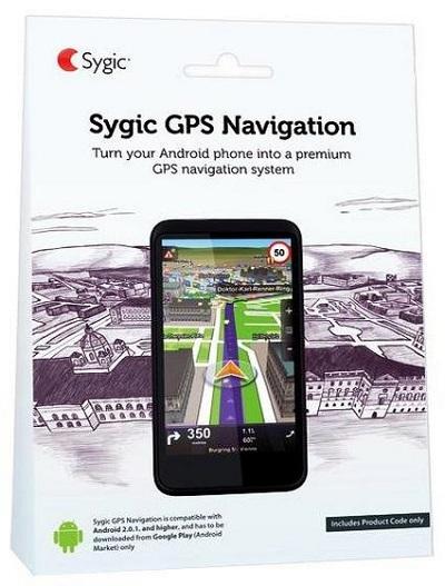 Sygic Full Gps Navigasyon 14.6.2 Türkçe Android Apk indir