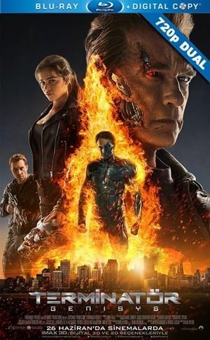 Terminator: Yaradılış – Terminatör Genisys 2015 BluRay 720p x264 DuaL TR-EN – Tek Link