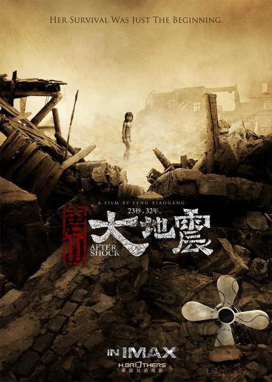 Aftershock / Tangshan Dadizhen / 2010 / �in / Online Film �zle