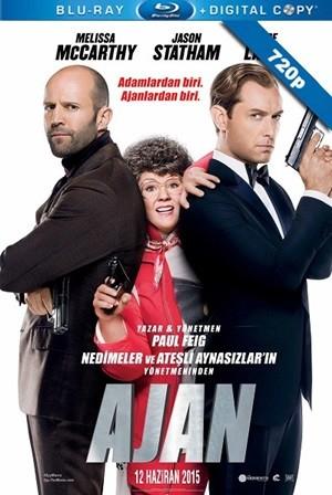 Ajan – Spy 2015 BluRay 720p x264 DuaL TR-EN – Tek Link
