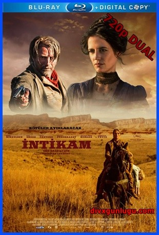 Intikam – The Salvation 2014 BluRay 720p x264 DuaL TR-EN – Tek Link