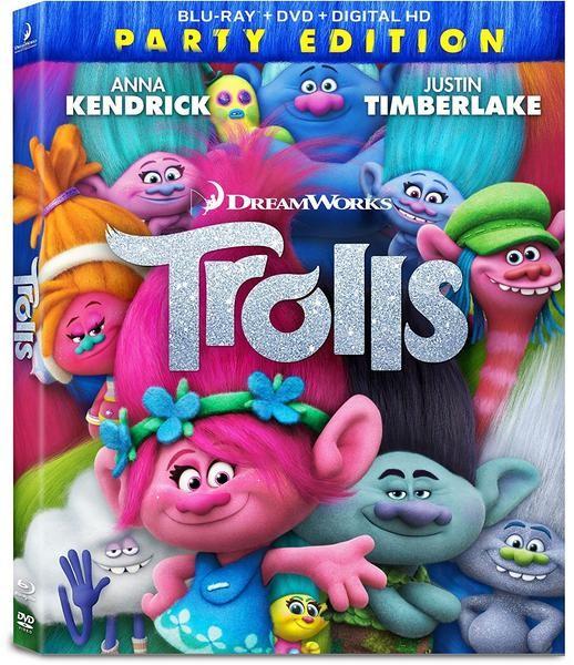 Troller – Trolls 2016 BluRay DuaL TR-EN | Türkçe Dublaj - Tek Link indir