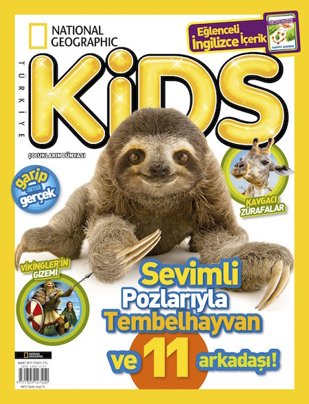 National Geographic Kids Mart 2017