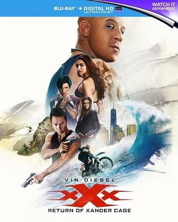 Yeni Nesil Ajan: Xander Cage'in Dönüşü 2017 (720p – 1080p BluRay) DuaL (TR-EN)