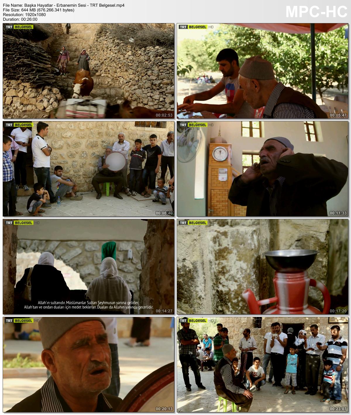 TRT Bi Dünya Yaşam Belgeseli Boxset 21 Bölüm