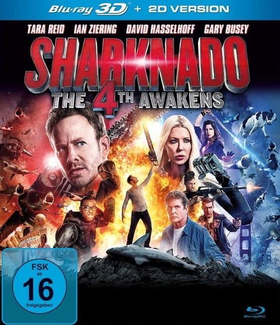 Sharknado 4 : Güç Uyanıyor 2016 BluRay 720p – 1080p DUAL TR-ENG – Film indir