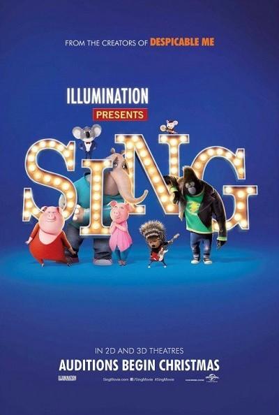 Şarkını Söyle | Sing | 2016 | BRRip XviD | Türkçe Dublaj