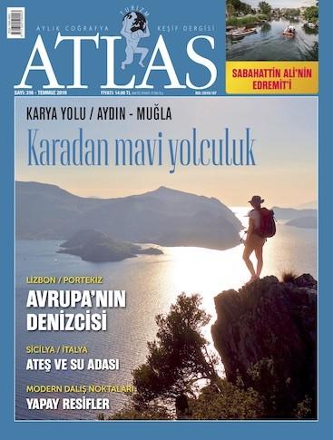 Atlas Temmuz 2019 Pdf E-kitap indir E-Dergi indir