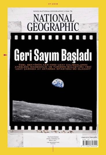 National Geographic Temmuz 2019 Pdf E-kitap indir E-Dergi indir